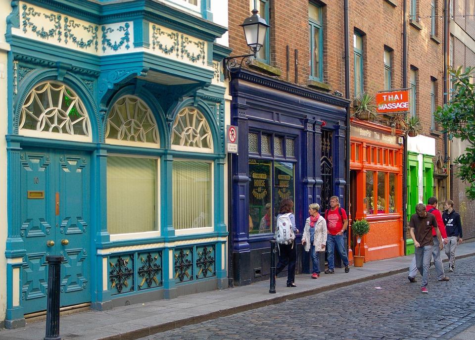 Dublin anglais